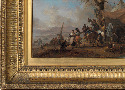 64. Philips Wouwermans, Cavalrymen halted at a...