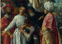 Adam Elsheimer, Saint Lawrence prepared for...