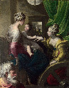 8. Parmigianino, The Mystic Marriage of Saint...