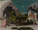 20. Paolo Uccello, Saint George and the Dragon,...