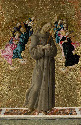 25. Sandra Botticelli, Saint Francis of Assisi...