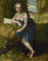 35. Attributed to Correggio, The Magdalen,...