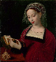 40. Ambrosius Benson, The Magdalen Reading, about...