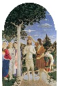 Piero della Francesca, The Baptism of Christ,...