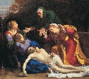 Annibale Carracci. The Dead Christ Mourned ('The...