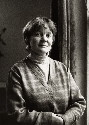 Iris Murdoch by Godfrey Argent, 10-Dec-69