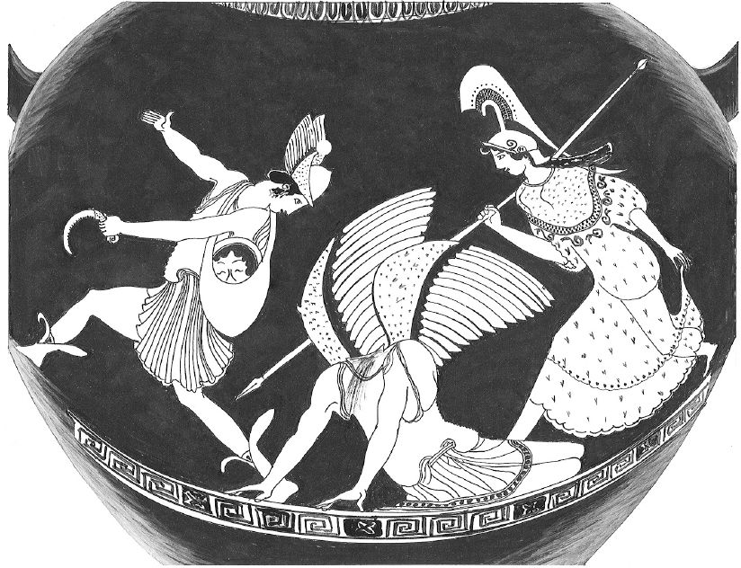 Perseus Greek Mythology Credo Reference