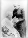 Susan B. Anthony and Elizabeth Cady...