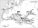 Map 12.2. Venice's Empire and Trade Venice's...