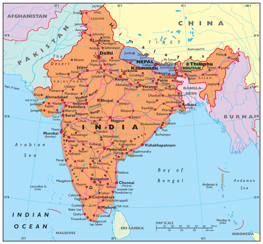 India Map Asia.Geography Asian Studies In Credo Libguides At Credo Reference