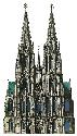 Cologne Cathedral, Germany, was begun in 1248,...