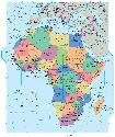 Africa and South America once formed a vast...