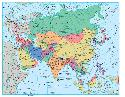 Geographically, Asia and Europe form one vast...