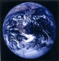 Earth En route to the Moon in 1972 December, the...