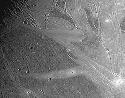 Ganymede A Galileo orbiter view of Marius Regio...
