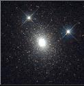 globular cluster Containing at least 300,000...