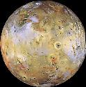 Io A composite of images from the Galileo...