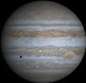 Jupiter A view of Jupiter, assembled from four...