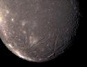 Ariel Voyager 2 captured this image of Uranus'...