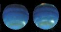 Neptune The bands in Neptune's atmosphere are...