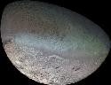 Triton Voyager 2 imaged Triton in 1989, and this...