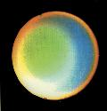Uranus Cloud features on Uranus are fairly...