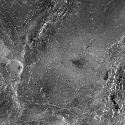 Venus This Magellan Imaging Radar mosaic shows a...