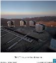 Very Large Telescope Shown here are the four...