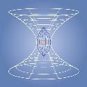wormhole This is a mathematical representation of...