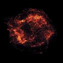 Cassiopeia A Chandra X-ray image of this...