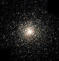 A globular cluster is a ball of thousands of...