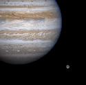 The southeast quadrant of Jupiter: November 18,...