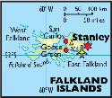 Atlantic Islands: Falkland Islands