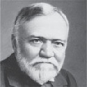 Andrew Carnegie  The original wealthy philanthropist