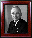 Harry S. Truman 33rd President of the United...