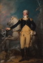 John Trumbull, George Washington at the Battle of...