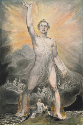 "William Blake, ""And the Angel Which I Saw Lifted..."