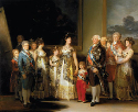 Francisco José de Goya y Lucientes, Family of...