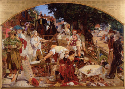Ford Madox Brown, Work, 1852–65. Oil on canvas,...