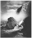 Barker, George. Niagara Falls. The J. Paul Getty...