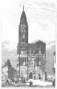 Strasbourg Cathedral. Reprinted courtesy of...