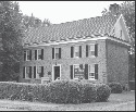 Old Dutch Parsonage, Somerville. COURTESY NEW...
