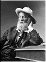 Walt Whitman. COURTESY SPECIAL COLLECTIONS AND...
