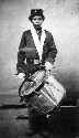 African American drummer boy of the 78th...