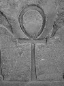 ankh, an ancient Egyptian symbol of...