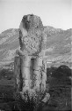 Colossus of Memnon, which stood at...