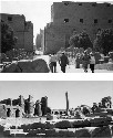 The Karnak Temple is the largest...