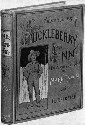 This image of the fictional Huckleberry Finn,...