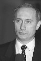 President Vladimir Putin of Russia, shown in 1998...