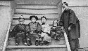 A family of Chinese immigrants in Detroit,...